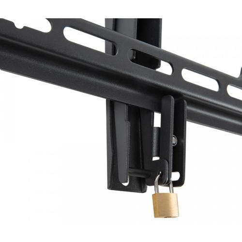 "Outdoor Weatherproof Tilt Mount for 37"" - 80"" TV Screens & Displays - SB-WM-T-L-BL (Black)"