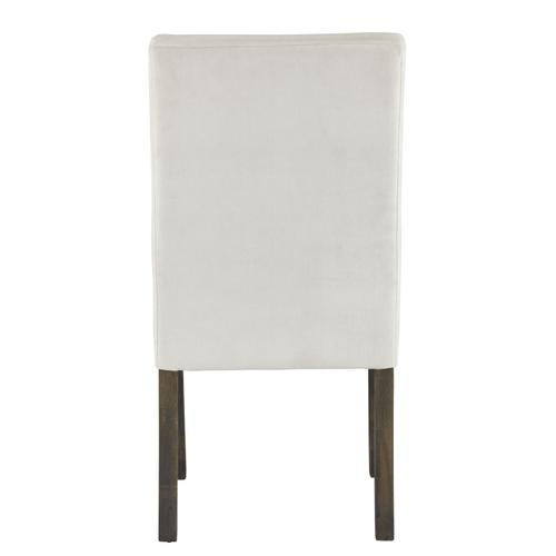 Standard Furniture - Trenton 2-Pack Upholstered Side Chairs, White