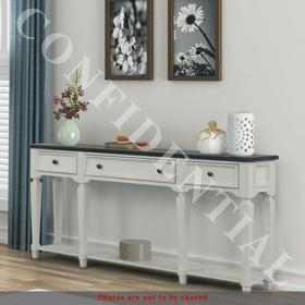 72 Inch Hall Table