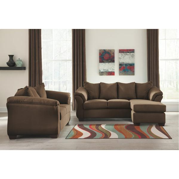 See Details - Sofa Chaise and Loveseat