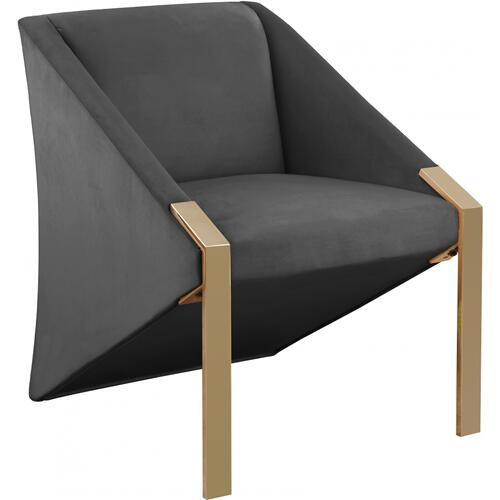 "Rivet Accent Chair - 25.5"" W x 28"" D x 32"" H"