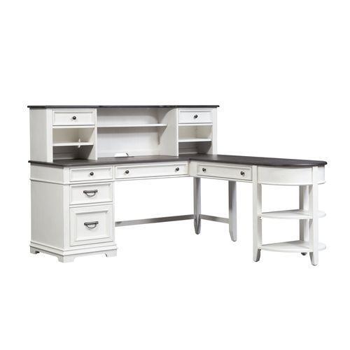 Gallery - L Shaped Desk Set