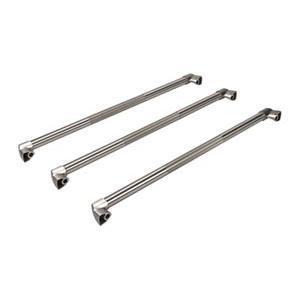 JennAir - Refrigerator Handle Kit, Stainless Steel