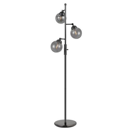 Cal Lighting & Accessories - 40W X 3 Prato Floor Lamp