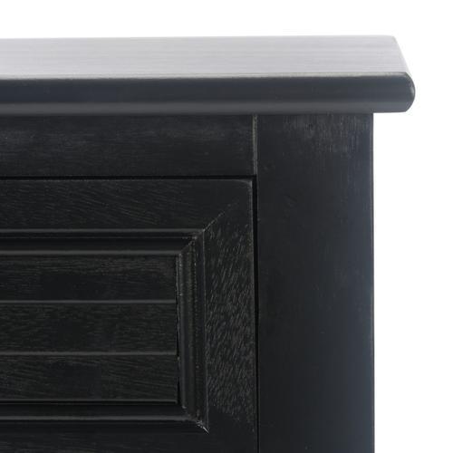 Safavieh - Tate 2 Drawer Console Table - Black