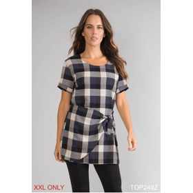 The Perfect Tie Top - XXL (3 pc. ppk.)
