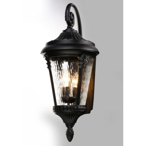 Maxim Lighting - Sentry 3-Light Outdoor Wall Sconce
