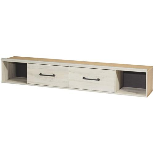 Cambeck Queen/king Side Storage With Rail