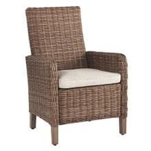 Arm Chair With Cushion (2/CN)
