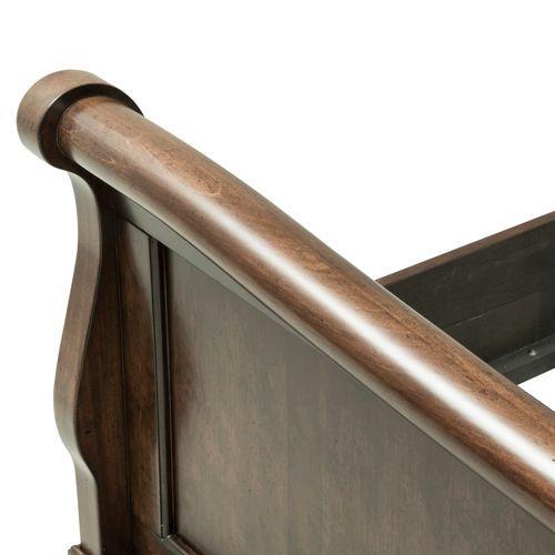 Liberty Furniture Industries - Queen Sleigh Footboard