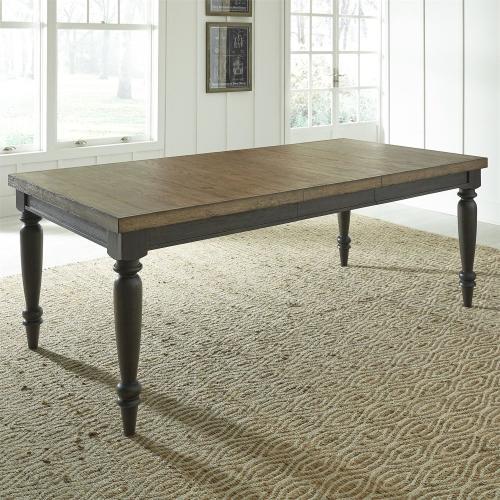 5 Piece Reactangular Table Set