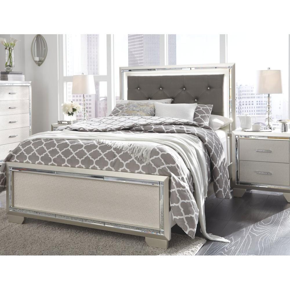 Lonnix Full Panel Bed
