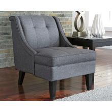 Calion Accent Chair Gunmetal
