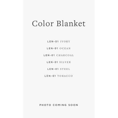 LEN-01 Color Blanket