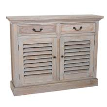 See Details - Marcy Shutter 2 Door Cabinet