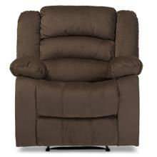 See Details - Baxton Studio Hollace Modern and Contemporary Taupe Microsuede 1-Seater Recliner