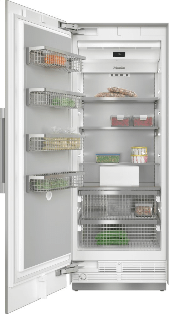 MieleF 2812 Sf - Mastercool™ Freezer For High-End Design And Technology On A Large Scale.