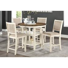 "Prairie Point 47"" Round Dining Table"