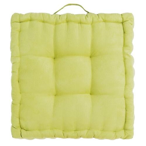 Product Image - Gardenia Floor Pillow - Light Green
