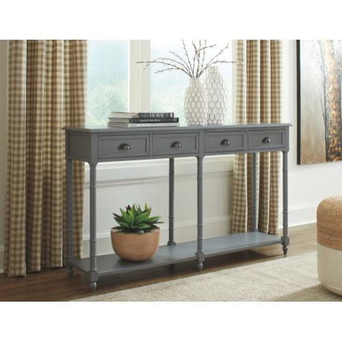 Eirdale Sofa/console Table