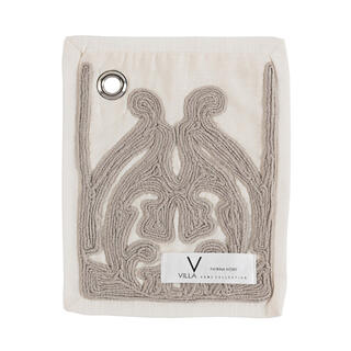 See Details - Patrina Ivory Duvet Swatch