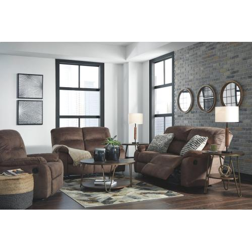 Bolzano Rocker Recliner Coffee