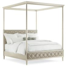 King Bed over the top - cal king