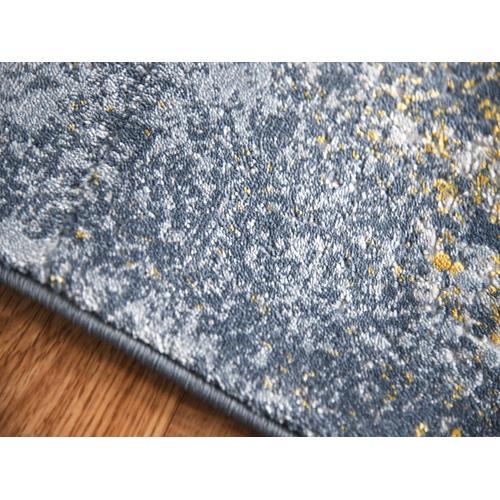Amer Rugs - CAIRO CRO-6 Blue Saphire -Gold