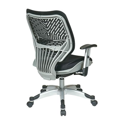 Unique Self Adjusting Raven Spaceflexmanagers Chair