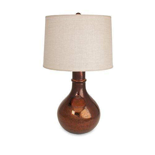 Jaspa Cercury Glass Lamp
