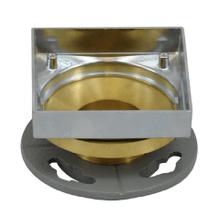 Mountain Re-Vive - Grid Holder Complete Rough (Plastic NPSL Connector) - Brushed Nickel