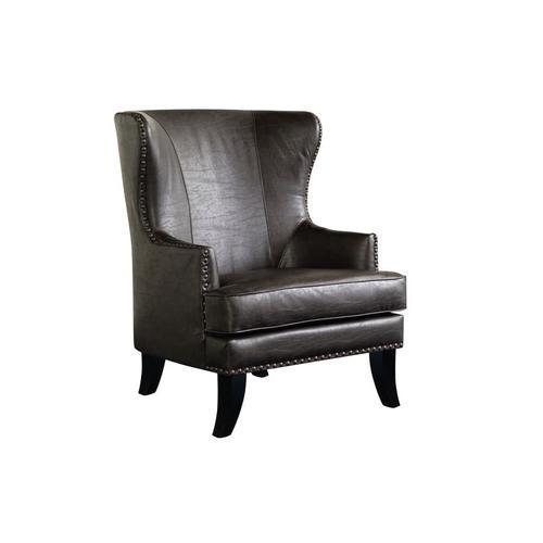 Grant Espresso Accent Chair, ACL566