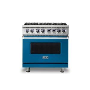 """36"""" Sealed Burner Gas Range - VGR7362 Product Image"""