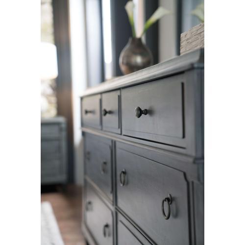 Hamilton Seven-Drawer Dresser