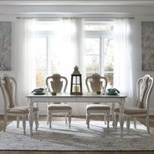 See Details - 5 Piece Rectangular Table Set