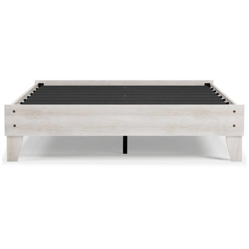 Signature Design By Ashley - Shawburn Queen Platform Bed