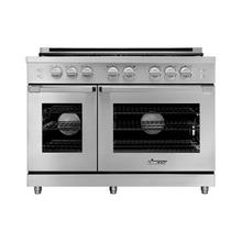 """View Product - 48"""" Gas Pro Range, DacorMatch Natural Gas/High Altitude"""
