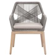 Loom Outdoor Arm Chair Product Image