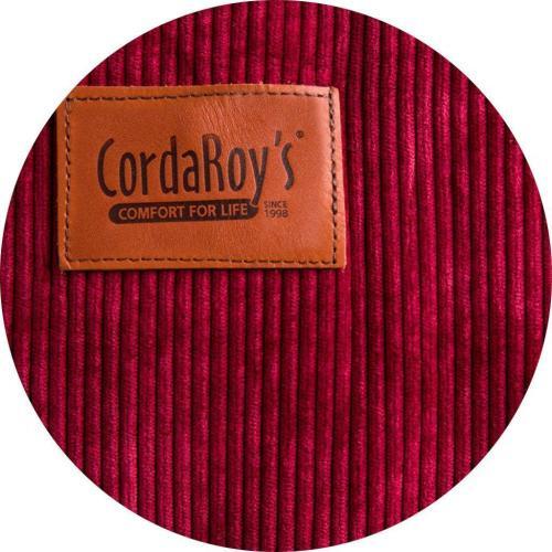 Queen Cover - Corduroy - Royal Blue