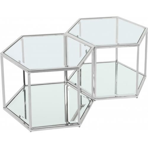 "Sei Modular 2 Piece Coffee Table - 40"" W x 23.5"" D x 16.5"" H"