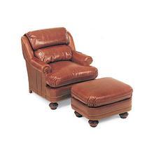 See Details - Blayne Chair & Blayne Ottoman