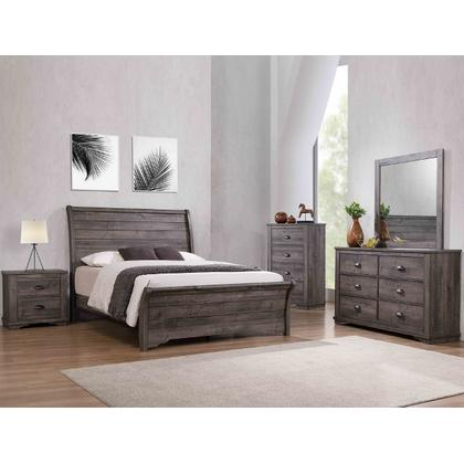 See Details - Coralee Chest Grey