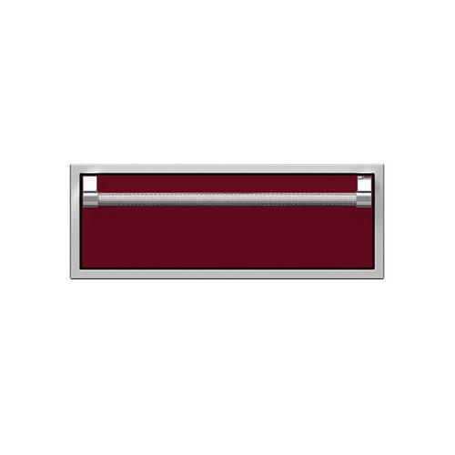 "Hestan - 30"" Hestan Outdoor Single Storage Drawer - AGSR Series - Tin-roof"