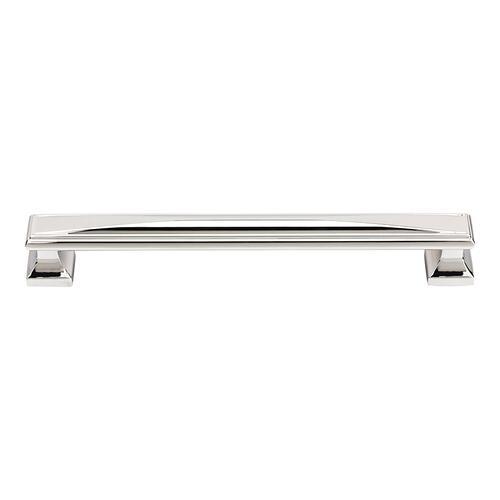 Wadsworth Pull 7 9/16 Inch (c-c) - Polished Chrome