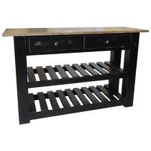 See Details - Brockton Console Table