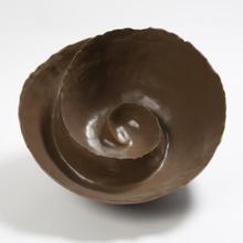 Spiral Bowl-Mocha