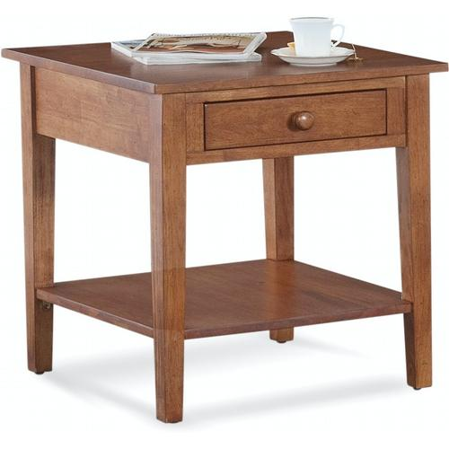 Gallery - South Hampton End Table