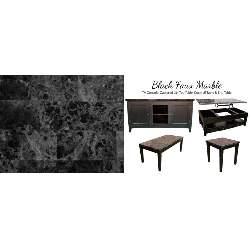 Gallery - 3 Pack - Cocktail Table & Two End Tables