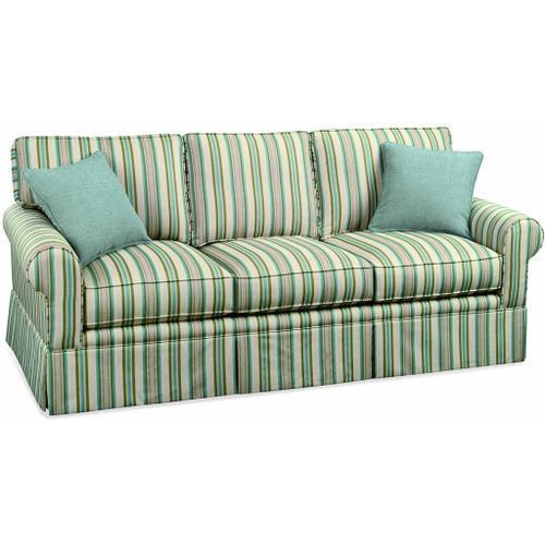 Benton Skirted Sofa
