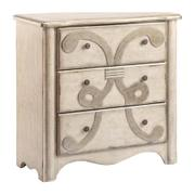 Alma 3-drawer Accent Chest Product Image